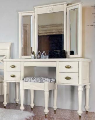 """Столик туалетний з дзеркалом """"Бурбон"""" (Bourbon)"""