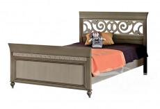 """Ліжко 120/140 з підніжям """"Бурбон"""" (Bourbon)"""