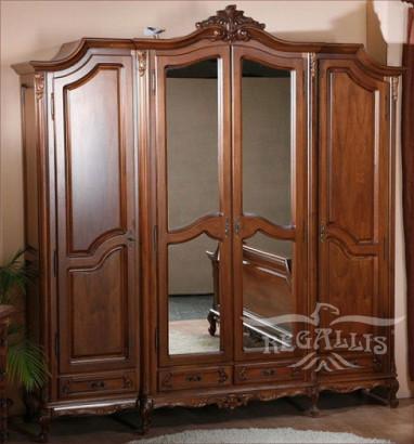 """Шкаф 2 и 4-х дверный """"Роял"""" (Royal)"""